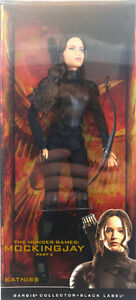 Barbie,MockingJay,The Hunger Games ( New )Poupée