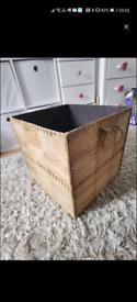 Free storage cube