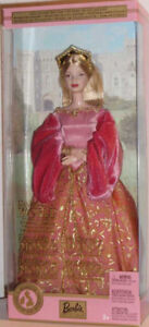 Collector Barbie - Dolls of the World Princess of England