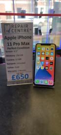 Apple iPhone 11 Pro Max, 256GB