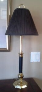 Two Brass Table Lamps - $39 (St Albert)