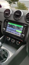 "A-Sure 7"" WinCE GPS Navi Car Radio for Audi TT"