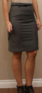 H&M Pencil Skirt with Belt