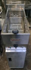 Valentine Single Tank Single Basket Free Standing Electric Fryer Evo 2