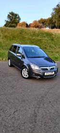 2012 Vauxhall Zafira 7 Seater