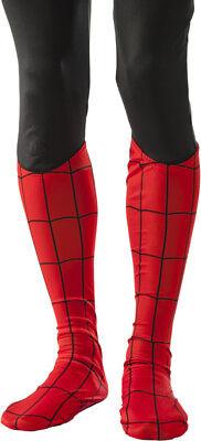 Erwachsene Spiderman Stiefel Top Marvel Universum Spiderman - Spiderman Kostüm Stiefel