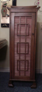 ASIAN STYLE CUSTOM MADE CABINET