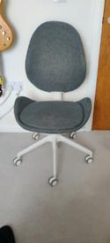 IKEA hattefjall desk chair