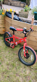 Kids bike 20inch wheels 4,5,6 year old