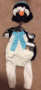 Halloween Penguin costume NEW with tag paid $25.00