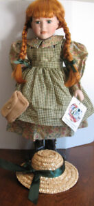 "16"" Anne of Green Gables Doll Kindred Spirits Collection"