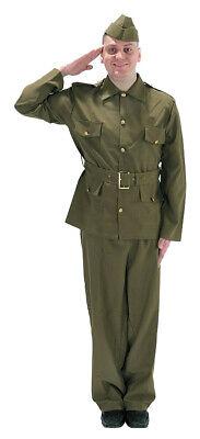 Herren Dads Army Kostüm 1940er Jahre Britisch Zweiter Weltkrieg (1940er Kriegs Kostüme)