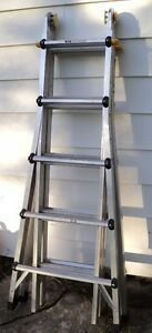 SOLD  Multi-Task Ladder 21 Foot