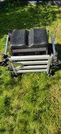 Ron Thompson carbonate fishing box/seat