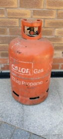 Calor Gas 13kg propane EMPTY bottle bbq patio heater upcycle heater