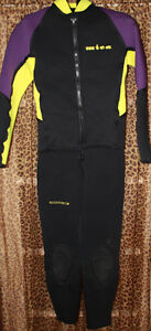 Mica Size S/M & Henderson Size 3XL Wet Suits