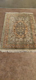 Luxury Indian Rug Large. Very good condition, been kept in storage. Co