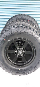 "4 ALL NEW 6x135 - 17"" WHEELS & TIRES"