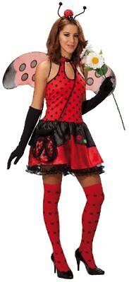 Karneval Damen Kostüm Sexy Marienkäfer Kleid für - Damen Sexy Marienkäfer Kostüm