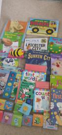 Job lot of toddler books