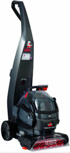 BISSELL POWERFUL UPRIGHT & PORTABLE CARPET & UPHOLSTERY CLEANER
