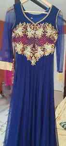 Outwear Party Gown for Sale.Medium to Large Size.  Embellished w