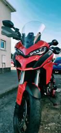 Ducati multistrada 1200s D-AIR