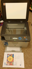 Samsung Xpress C460W All-in-One Wireless Colour Laser Printer nfc scan