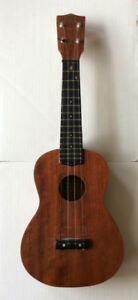 THE CLASSIC CONCERT UKULELE - D6 (low A) ADF#B TUNING