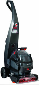 BISSELL 2x UPRIGHT CARPET & PORTABLE SPOT / UPHOLSTERY CLEANER