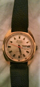 vintage  BULOVA Set-o-matic 666FT