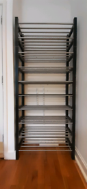 6 IKEA Tjusig shoe racks