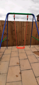 Childrens swing