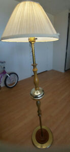 Floor lamp - good condition
