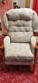 Walworth fireside chair