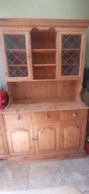 Pine Dresser for kitchen or living room
