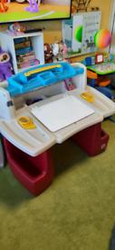 Step 2 Children desk