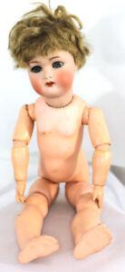 Antique Simon Halbig Bisque Doll