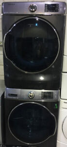 Samsung front load washer & dryer set PRICE $1499
