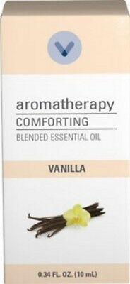 Vanilla - Blended Natural Essential Oil - Aromatherapy - 10ml