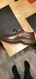 Size 9 Brown Mens Shoes