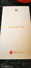 HUAWEI P30 BOXED SWAPS SWAPS