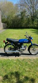 Suzuki a 100 1979
