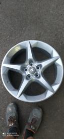 "Vauxhall penta alloy wheel 18"""