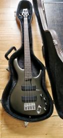 Ibanez EDB 500 Ergodyne Electric Bass Made in Korea - inc Hard Case