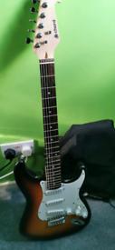 Electronic guitar bundle