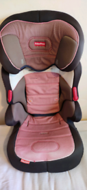 USED TWO Children car seat harmony and Fisher price