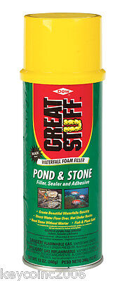 Great Stuff Pond Stone Insulating Sealant Black Best Offer On 2 Or More Cans