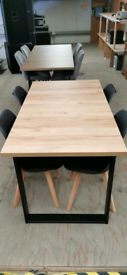 ✨Scandi style dining table✨
