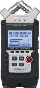 Zoom h4n PRO Audio Recorder - BRAND NEW NEVER USED